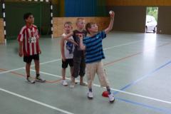 Saisonabschlussfeier Kids 2012
